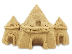 Tactile sand castle
